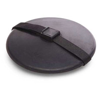 gill rubber discus w/handstrap 1.0k