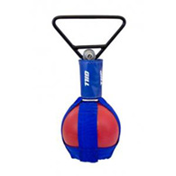 orbiter indoor throwing weight 20lb bag