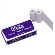 thermal paper for seiko/ultrak (5 rolls)
