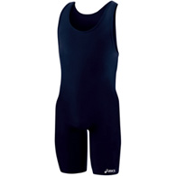 asics solid modified wrestling singlet