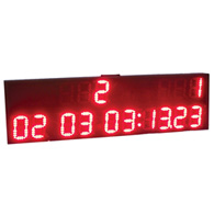 led portable scoreboard