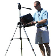 portable video analysis work station