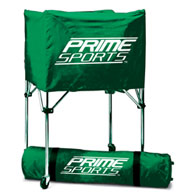 prime sports volleyball cart