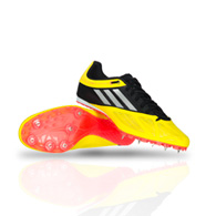 adidas spider 5 m men's track spikes