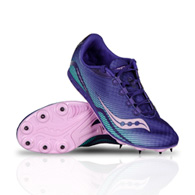 saucony vendetta women's spikes