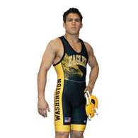 cliff keen sublimated singlet style ck