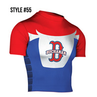 cliff keen custom compression top 55