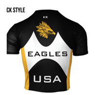 cliff keen custom compression top ck