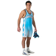 ck custom sublimation singlet scac43j