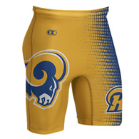 cliff keen custom compression shorts 24