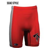 cliff keen custom compression short scac