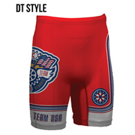 cliff keen custom compression shorts dt