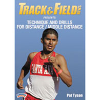 tech & drills: distance/middle distance
