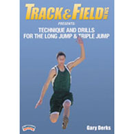 tech. & drills: long jump & triple jump