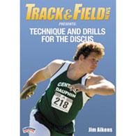 technique & drills: discus