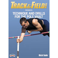 technique & drills: pole vault