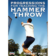 progressions for teaching hammer throw