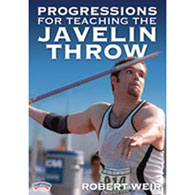 progressions for teaching javelin throw