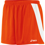 asics women's break through short