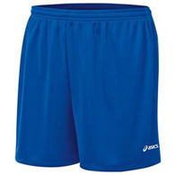 asics rival ii men's short
