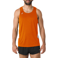 asics team sweep men's singlet