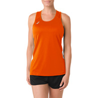 asics team sweep women's singlet