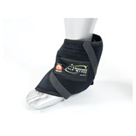 ankle ice wrap